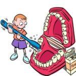 Aprenda a tener sus dientes sanos en 6 pasos