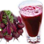 El jugo de Remolacha y sus propiedades para tener una buena salud