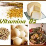 ¿Para qué sirve la vitamina B2?
