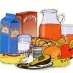 Importancia de tomar un desayuno equilibrado