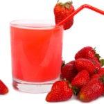 Los 10 sorprendentes beneficios de jugo de fresa para la piel, el cabello y la Salud