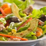 Ensaladas saludables para tu dieta diaria!